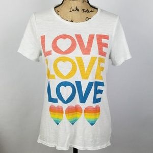Chaser Love Tee Small